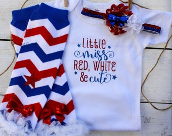 Baby Girl Clothes, Baby Girl Fourth Of July Outfit, Baby Girl 1st Fourth Of July Outfit, Baby Girl 4th Of July Outfit, Girl 4th Of July