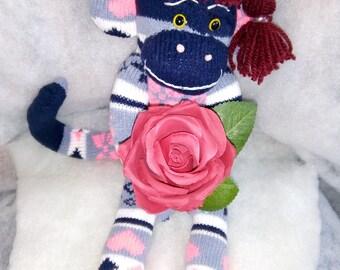 poppy-sweet monkey