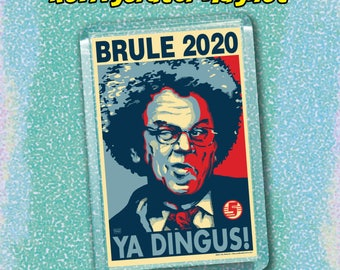 "BRULE Election 2020 Magnets - 2""x3"" Acrylic refrigerator magnet"