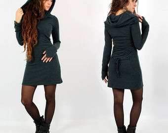 SHAË Pullover Dress