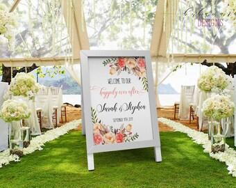 Peach Coral Wedding