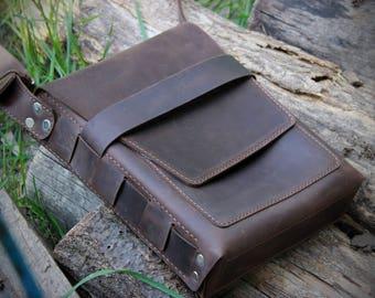 Mens messenger bag, Mens messenger, Mens shoulder bag, Mens shoulder bag, Crossover bag Mens crossbody bag 13 inch laptop bag groomsmen gift