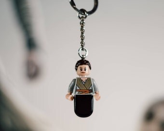 Rey Lego keychain USB stick (SanDisk)