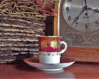 Vintage Bone China Tea Cup by Hammersley and Co. - Made in England -14147/2