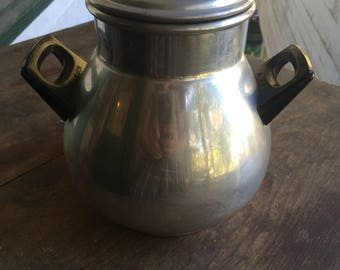 turkish tea/coffee pot aluminum
