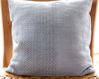 Handwoven Throw Pillow