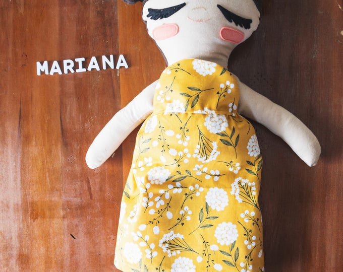 Featured listing image: Stitch and Flick Dolls - Mariana