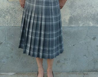 GERARD PASQUIER pleated skirt size 42