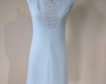 Bleeker Street Embroidered Dress
