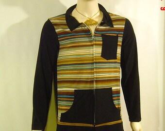 Mens knit clubwear