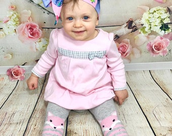 Matching Headbands- Trolls Headband; Trolls Headwrap; Trolls Bow; Troll Hair; Toddler Headband; Baby Headband; Big Bow Headband; Bandana
