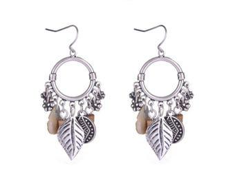 Earrings fall variation