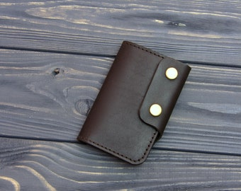 Personalized key holder leather key holder Leather Key Chain Leather Key Wallet Leather Key Organizer Personalized gift Leather Key Case