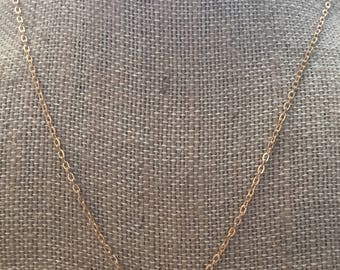 Single Pearl Necklace - Pearl Necklace - Pearl Jewelry - Pearl Accessories - Gold Pearl Necklace - Simple Pearl Necklace - Simple Necklace -