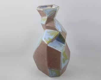 Stardust Geometric Vase