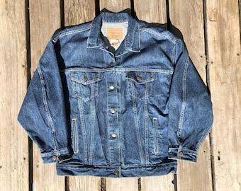 LEVI'S White Tab Large Vintage Jean Jacket