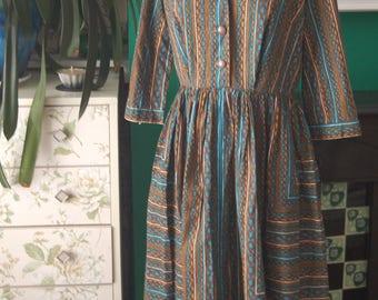Vintage dress size 10-12