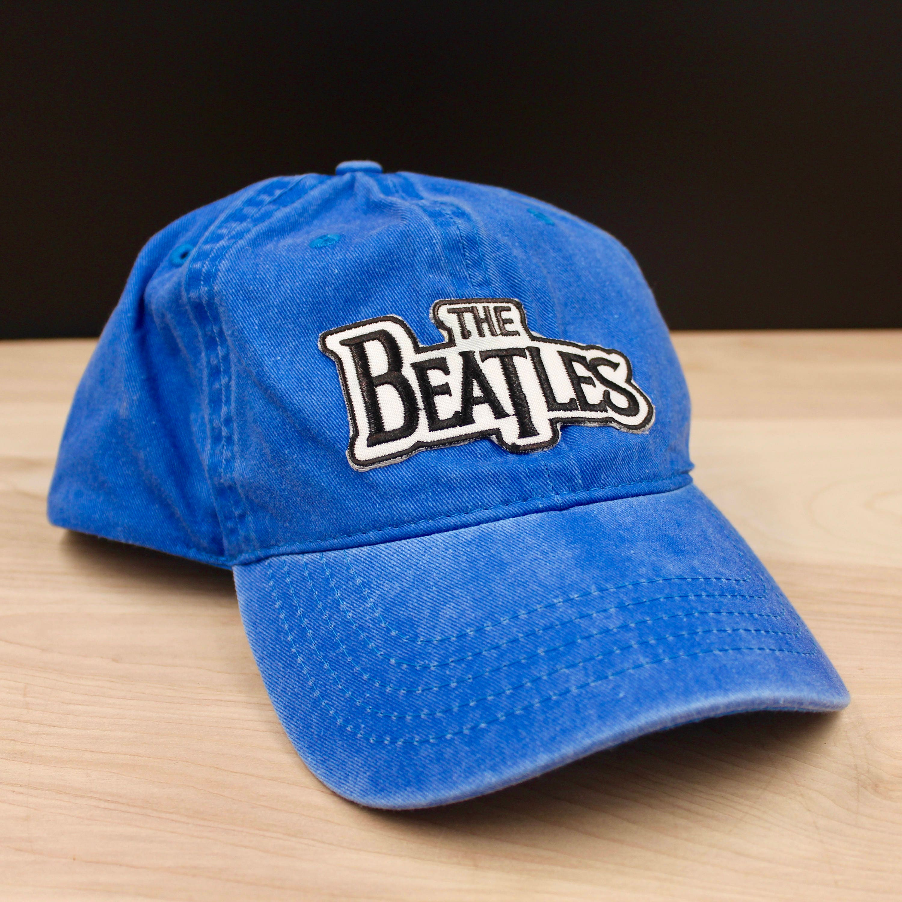 Beatles Cap Beatles Girls Hat Handmade Embroidered Patch Hat