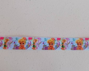 """Tinkerbell 18"""" Lanyard with Star TinkerBell Charm"""
