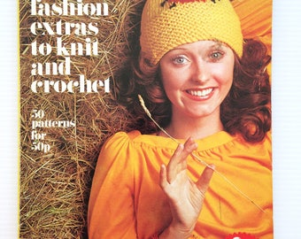 Golden Hands Special magazine - 50 fashion extras to knit and crochet