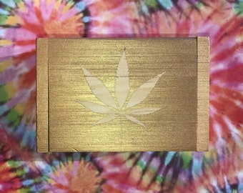 Stash Box-(You Pick the Color)-Medium Box