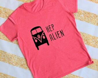 Hep Alien | Gilmore Girls | Custom Made T Shirt