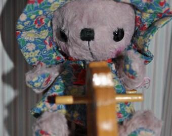 "Artist Teddy bear ""Tilda"""