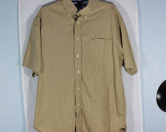 Vintage Tommy Hilfiger Button up polo shirt Clothing