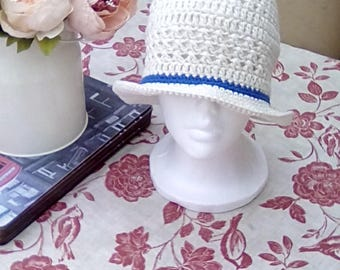 Band cotton hat