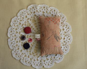 "pincushions ""lullaby # 4"""
