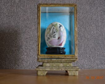 Decorated Chinese egg