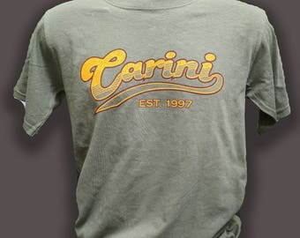 "Phish Lots Style T-shirt ""Carini Tee"" Phish T-shirt"