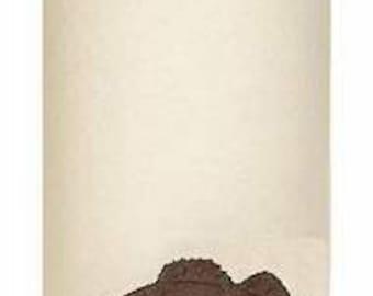 Vertical Paper Towel Holder - Walleye Design