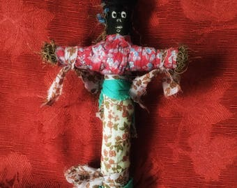 Voodoo Doll authentic New Orleans style Voodoo Dolls Art Dolls Spiritual Handmade