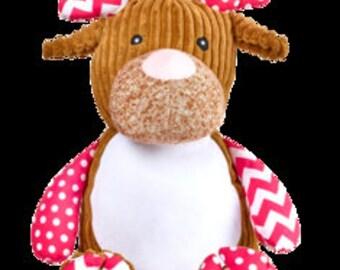 Personalised Cubbie Bear