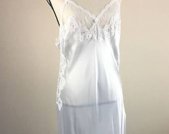 Vintage Christian Dior Bridal Collection Nightgown