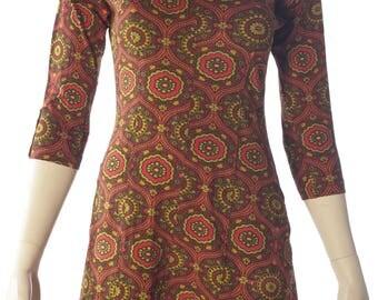 Dress 3/4 sleeves - Fulera Dress Betty