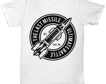 The Last Missile T-shirt