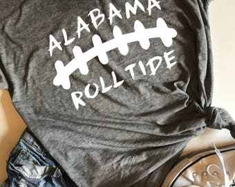 Alabama Roll Tide SVG, PDF, PNG, Dxf Design. Instant Download.