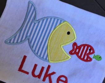 Fish onesie
