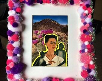 Pom Pom Frida Kahlo