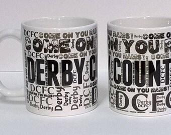 Derby County FC Mug