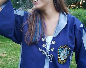 Hogwarts Inspired Adult Quidditch Robes-Ravenclaw