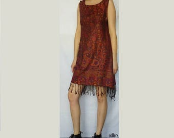 Summer dress indian style