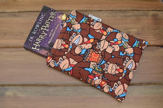 Donkey Kong Book Sleeve