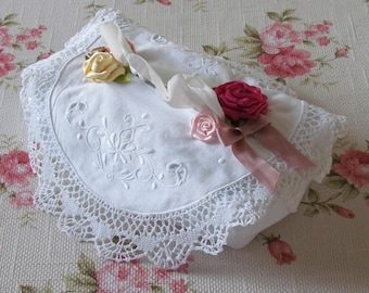FREE SHIPPING - Tissue cover box - Shabby Chic
