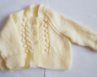 Knitted Baby Clothes, Baby Clothes, Baby Gift, Hand Knitted, Ba