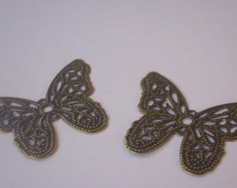4 Butterfly filigree monk 27 x 32