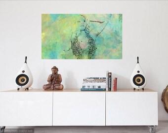 wall art print, SALSA dancer- INSTANT DOWNLOAD - Jpg Png Printable Art