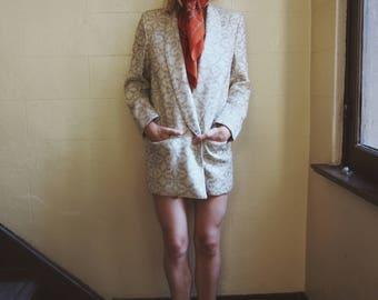 Vintage Long Blazer